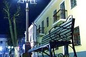 Ночная  Гатчина
